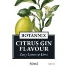 Botannix Citrus Gin - 50ml