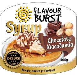 Chocolate Macadamia Deluxe Syrup