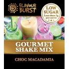 Low Sugar Gourmet Shake - CHOCOLATE MACADAMIA