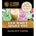 Low Sugar Gourmet Shake - HAZELNUT TOFFEE