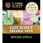 Low Sugar Gourmet Shake - SPICED APPLE