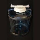 Plastic 5L Keg with cap fitting