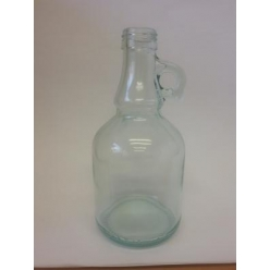 1 Litre Glass Whiskey Jug