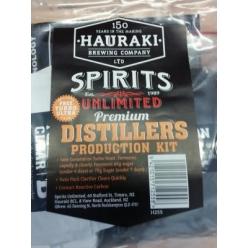 Spirits Unlimited Premium Distillers Production Kit