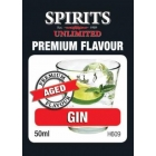 Premium Aged Gin 50ml