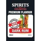 Premium Aged Dark Rum 50ml