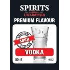 Premium Aged Vodka 50ml