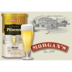 Morgans Golden Saaz Pilsner