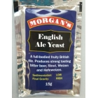 Morgans Premium English Ale Yeast 15gm
