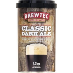 Brewtec Classic Dark Ale - carton