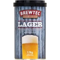 Brewtec Lager - Carton