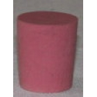 19mm Rubber Bung- with hole