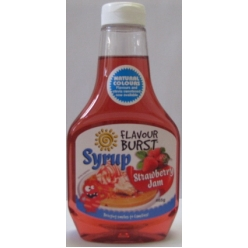 Strawberry Jam Fun Syrup