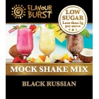 Low Sugar Mockshake - BLACK RUSSIAN