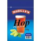 Morgan's Hops 50gm - MOSIAC