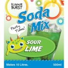 Sour Lime Party Soda Mix