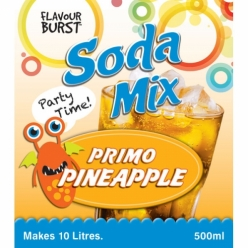 Primo Pineapple Party Soda Mix