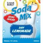 Dry Lemonade Zero Sugar Soda Mix
