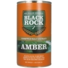 Black Rock Unhopped Amber Malt 1.7kg - CARTON 6