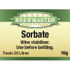 Sorbate Wine Stabiliser - 10g