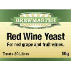 Red Wine Yeast