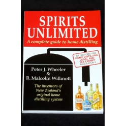 Spirits Unlimited Book